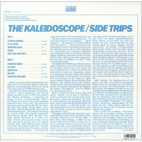 Kaleidoscope – Side Trips