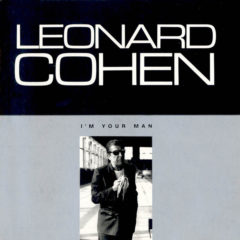 Leonard Cohen ‎– I'm Your Man