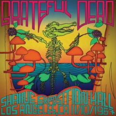 Grateful Dead ‎– Shrine Exposition Hall, Los Angeles, CA 11/10/1967 ( 3 LP, 180g )