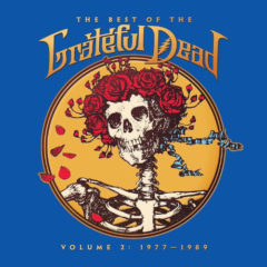 Grateful Dead ‎– Best Of The Grateful Dead Volume 2: 1977 - 1989 ( 2 LP )