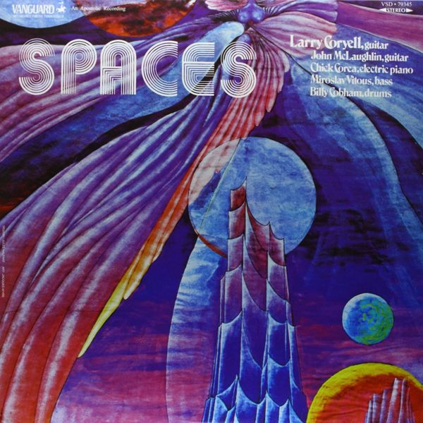 Larry Coryell – Spaces