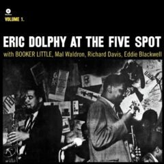 Eric Dolphy ‎– At The Five Spot, Volume 1. ( 180g )