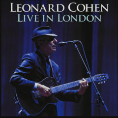 Leonard Cohen ‎– Live In London ( 3 LP, 180g )