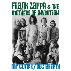 "Frank Zappa & Mothers Of Invention ‎– My Guitar / Dog Breath ( 7"", Color Vinyl )"