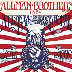 Allman Brothers Band ‎– Live At The Atlanta International Pop Festival July 3 & 5, 1970