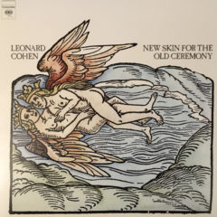 Leonard Cohen ‎– New Skin For The Old Ceremony ( 180g )
