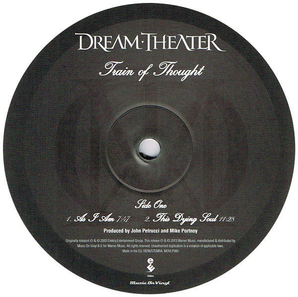 Dream Theater – Train Of Thought