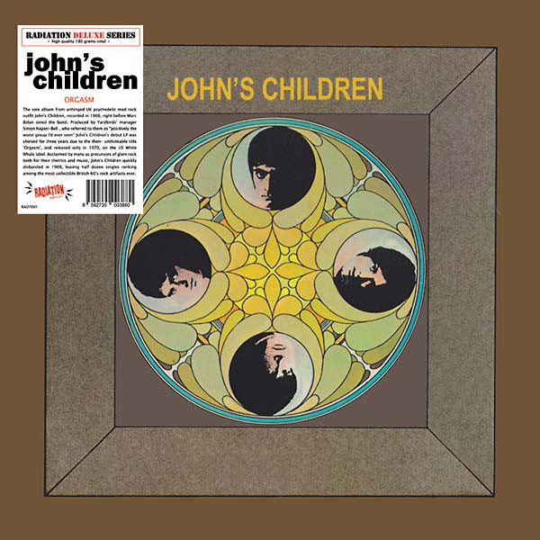 John's Children – Orgasm