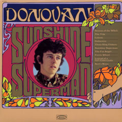 Donovan ‎– Sunshine Superman