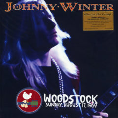 Johnny Winter ‎– The Woodstock Experience