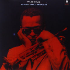 Miles Davis ‎– 'round About Midnight ( 180g )