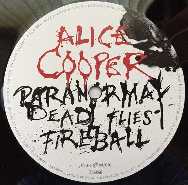 Alice Cooper – Paranormal