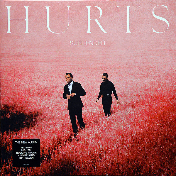 Hurts ‎– Surrender