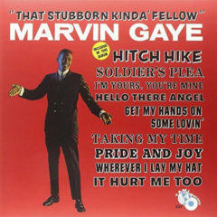 Marvin Gaye ‎– That Stubborn Kinda Fellow ( 180g )