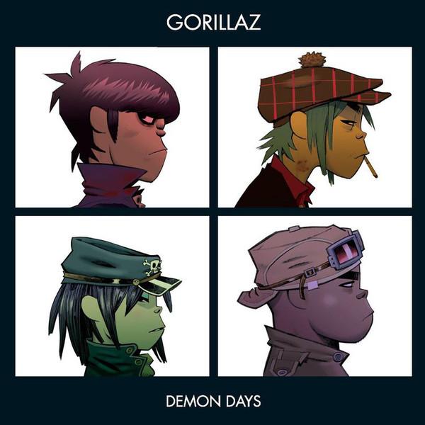 Gorillaz – Demon Days