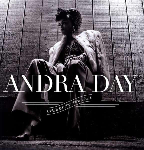 Andra Day ‎– Cheers To The Fall ( 2 LP )