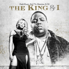 Faith Evans And Notorious B.I.G. ‎– The King & I ( 2 LP )