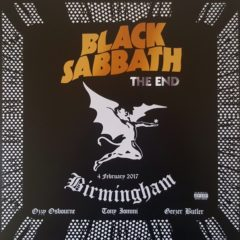 Black Sabbath ‎– The End