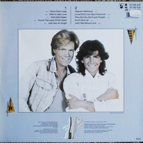 Modern Talking – Let's Talk About Love (The 2nd Album)