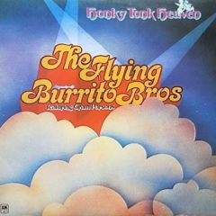 Flying Burrito Bros Featuring Gram Parsons ‎– Honky Tonk Heaven