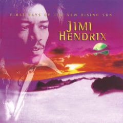 Jimi Hendrix ‎– First Rays Of The New Rising Sun ( 2 LP, 180g )