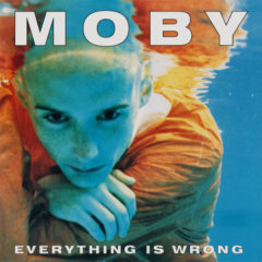 Moby ‎– Everything Is Wrong