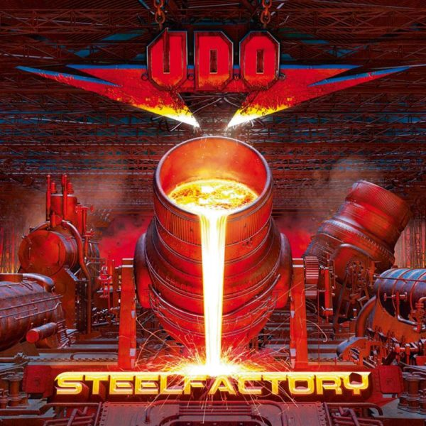 U.D.O. - Steelfactory (2 LP)