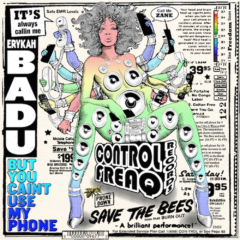 Erykah Badu ‎– But You Caint Use My Phone