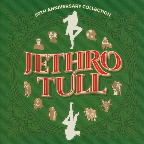 Jethro Tull ‎– 50th Anniversary Collection