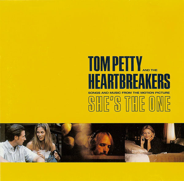 Tom Petty And The Heartbreakers ‎– She's The One - Songs And Music From The Motion Picture