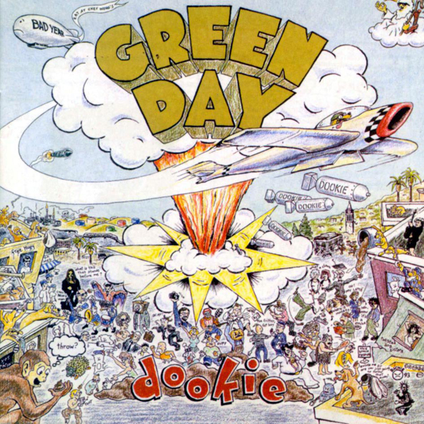 Green Day – Dookie