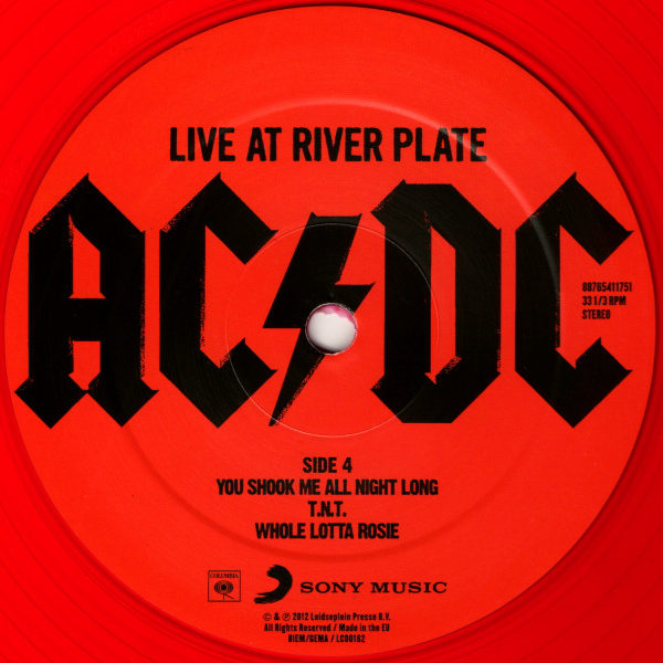 AC/DC – Live At River Plate