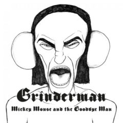 Grinderman ‎– Mickey Mouse And Goodbye Man ( Picture Vinyl )