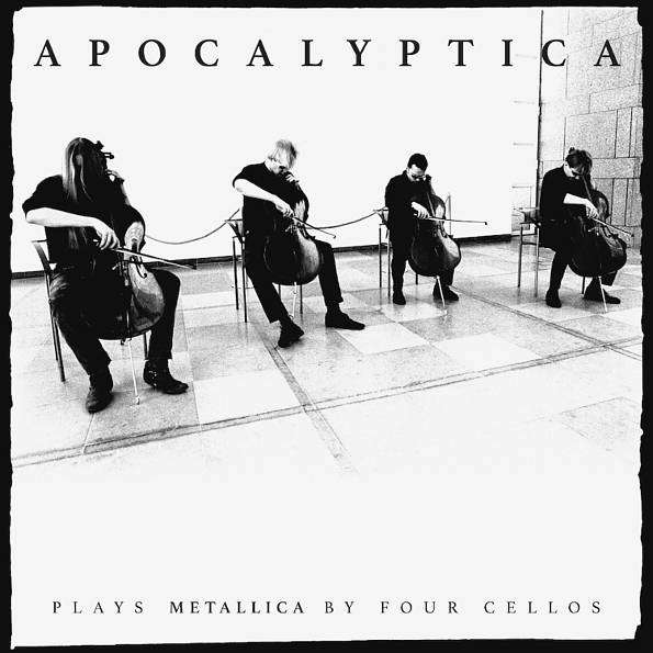 Apocalyptica ‎– Plays Metallica By Four Cellos
