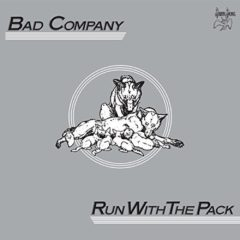 Bad Company ‎– Run With The Pack (2 LP)