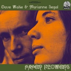 Dave Waite & Marianne Segal ‎– Paper Flowers
