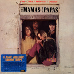 Mamas & The Papas ‎– The Mamas & The Papas