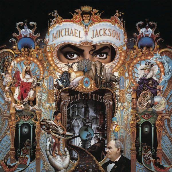 Michael Jackson – Dangerous