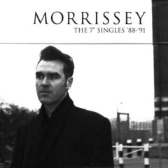 "Morrissey ‎– The 7"" Singles '88 - '91 ( 10 LP, Box Set, 7"" )"