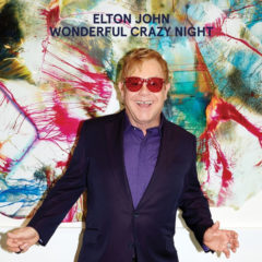 Elton John ‎– Wonderful Crazy Night