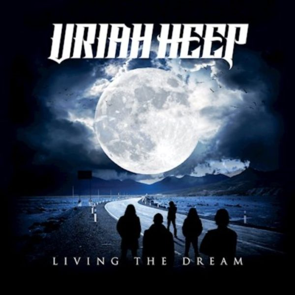 Uriah Heep ‎– Living the Dream