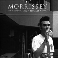 "Morrissey ‎– The 7"" Singles '91-'95 ( 9 LP, Box Set, 7"" )"