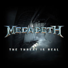 Megadeth ‎– Threat Is Real ( 180g )