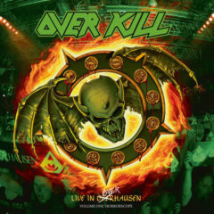 Overkill ‎– Live In Overhausen Volume One: Horrorscope (2 LP)