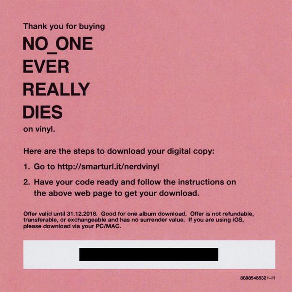 N*E*R*D – No_One Ever Really Dies ( 2 LP )