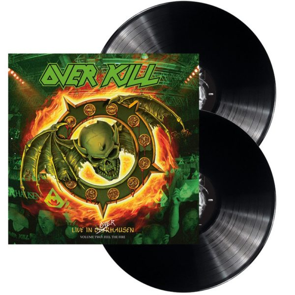 Overkill ‎– Live In Overhausen Volume Two: Feel The Fire (2 LP)