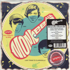 "Monkees ‎– Cereal Box Record Set ( 4 LP, 7"" )"
