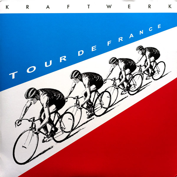 Kraftwerk – Tour De France ( 2 LP, 180g )