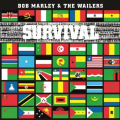 Bob Marley & The Wailers ‎– Survival ( 180g )