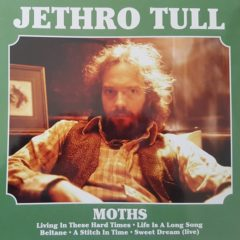 "Jethro Tull ‎– Moths ( 10"" )"